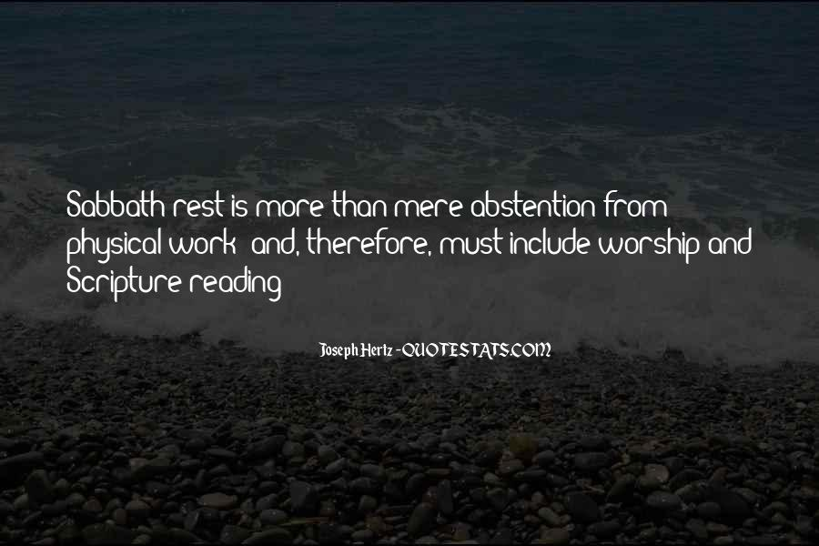 Joseph Hertz Quotes #384198