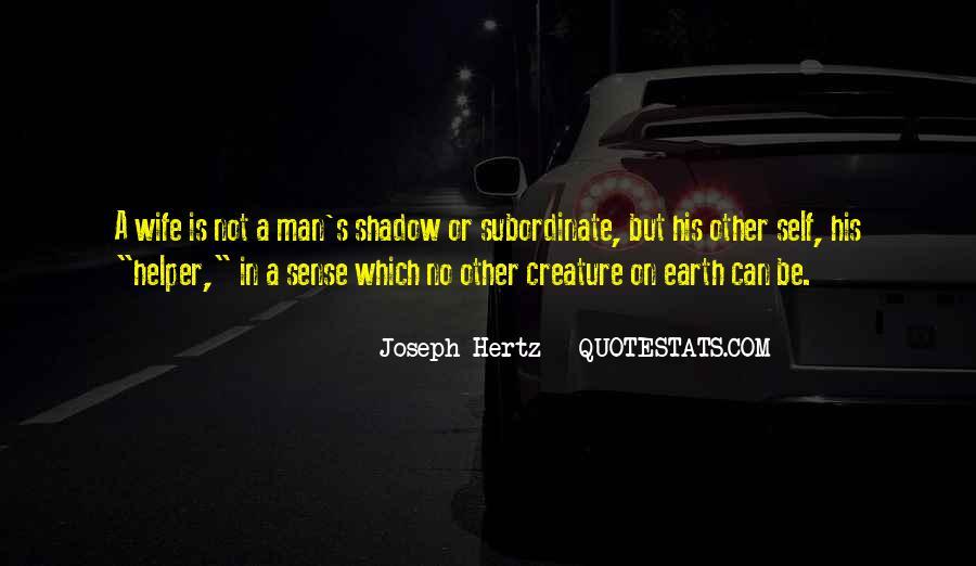 Joseph Hertz Quotes #524131