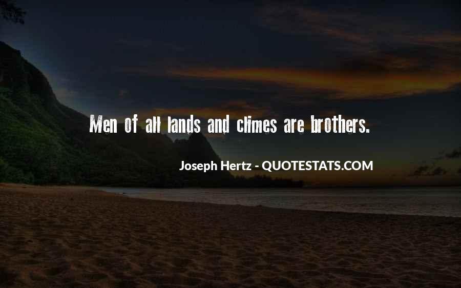 Joseph Hertz Quotes #893684