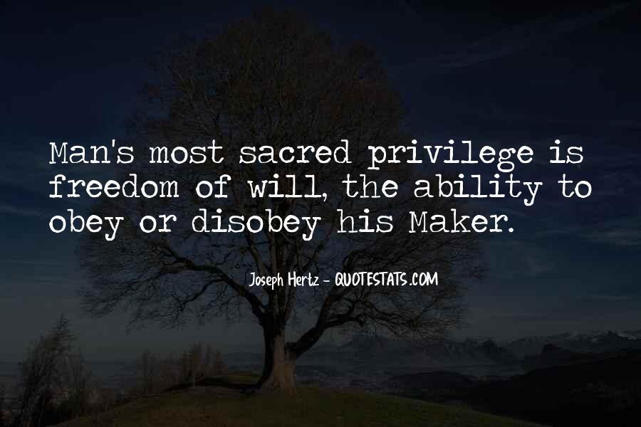 Joseph Hertz Quotes #919542
