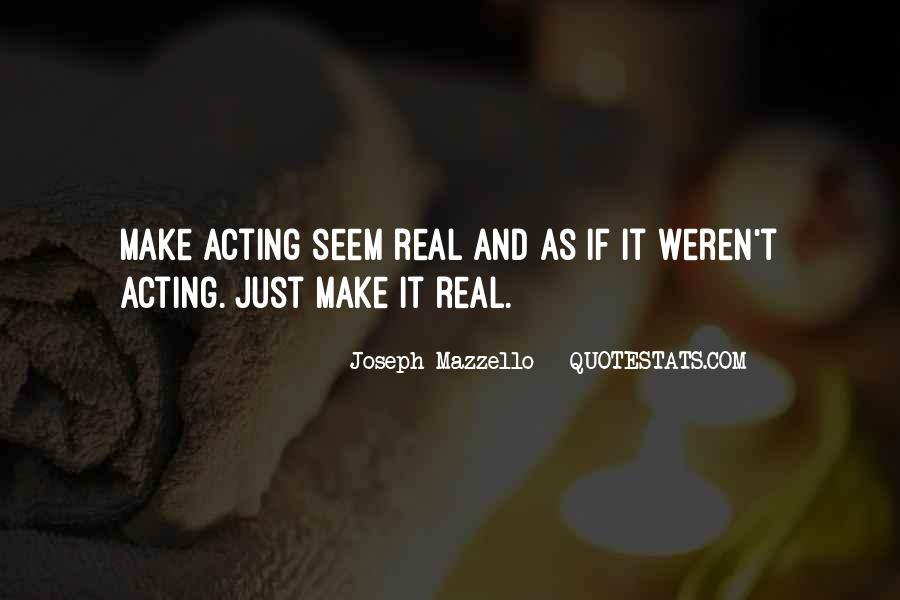 Joseph Mazzello Quotes #525420