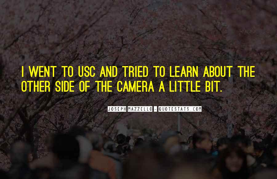 Joseph Mazzello Quotes #60897