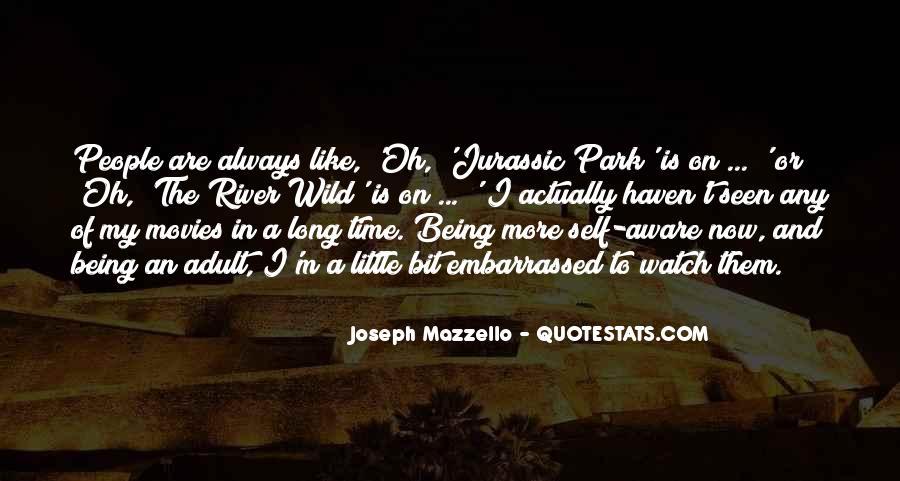 Joseph Mazzello Quotes #925680