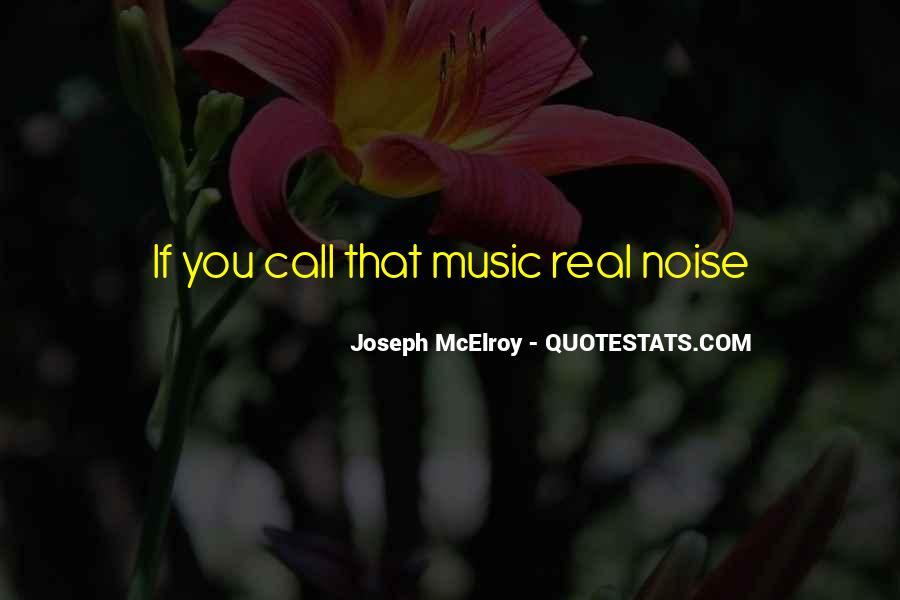 Joseph McElroy Quotes #25512