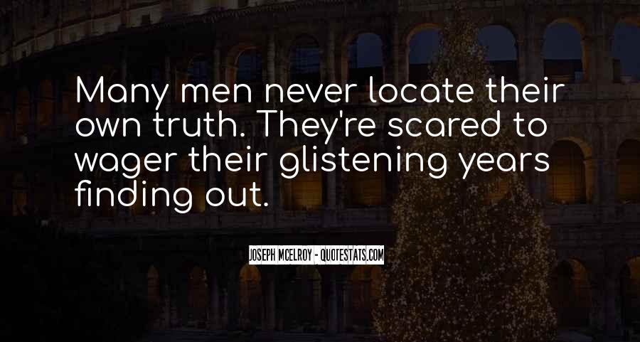 Joseph McElroy Quotes #657157