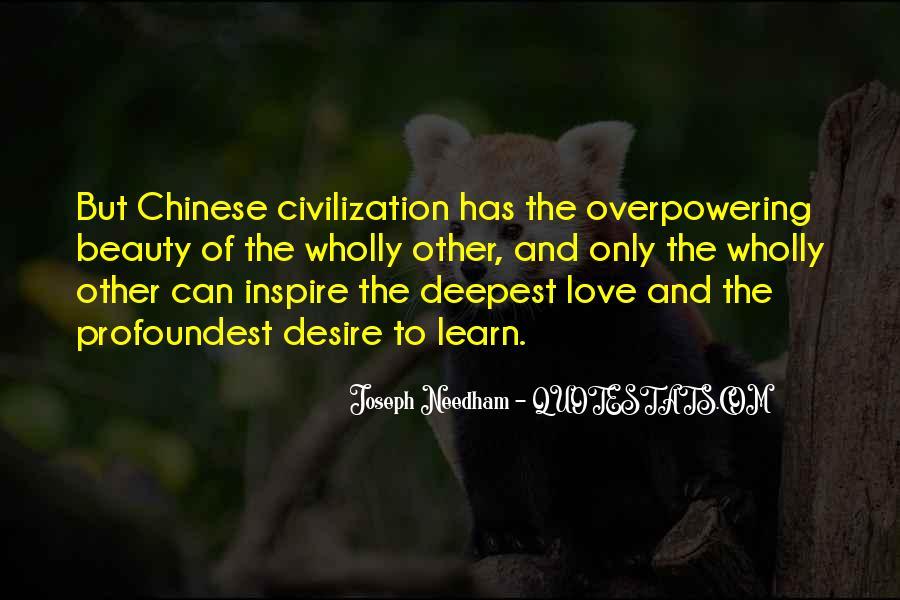Joseph Needham Quotes #209858
