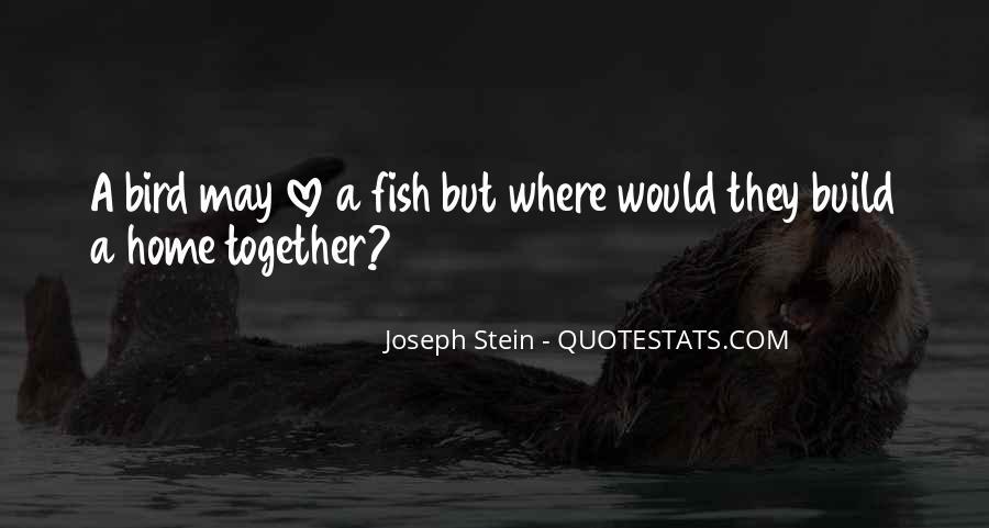Joseph Stein Quotes #478904