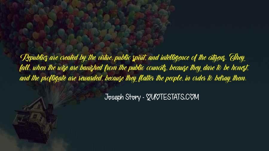 Joseph Story Quotes #1126337