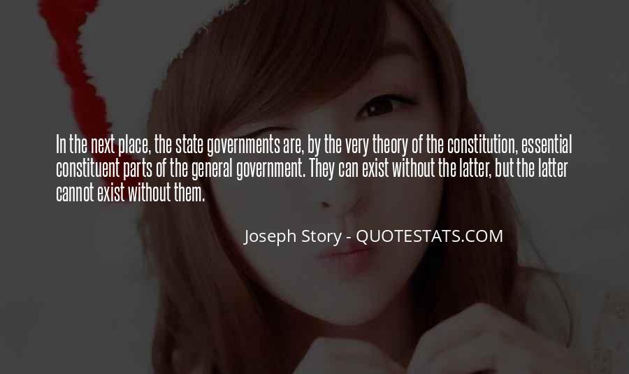 Joseph Story Quotes #1145298