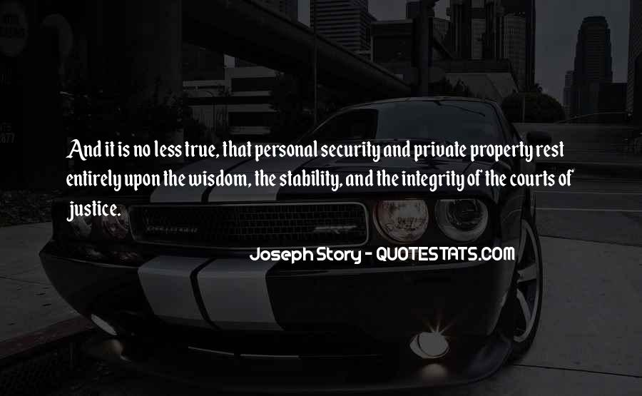 Joseph Story Quotes #1163736