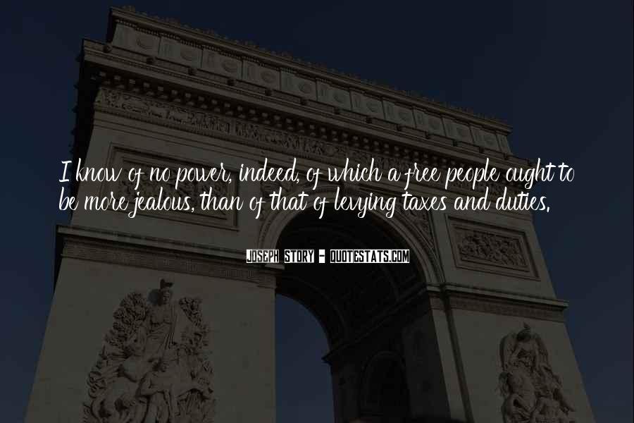 Joseph Story Quotes #1735134