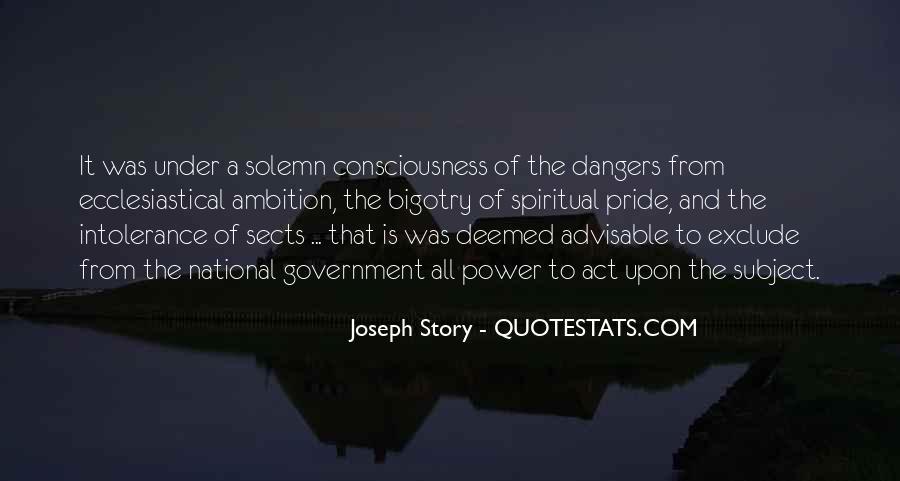 Joseph Story Quotes #1753370