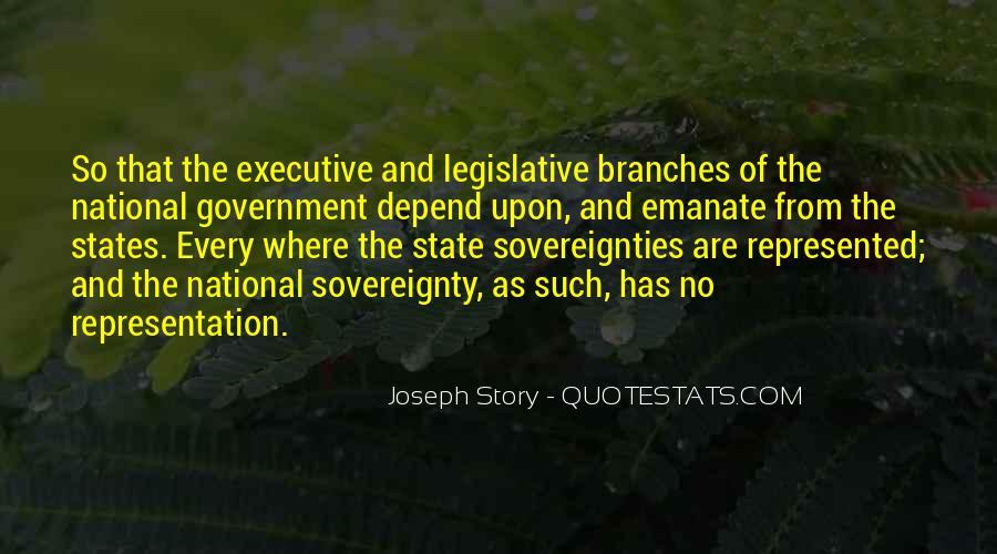 Joseph Story Quotes #211199