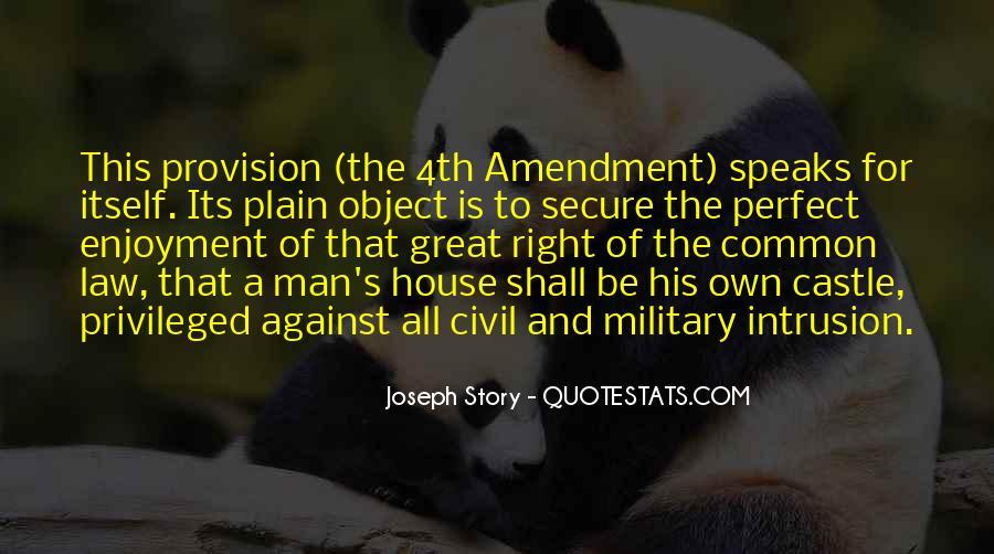 Joseph Story Quotes #737081
