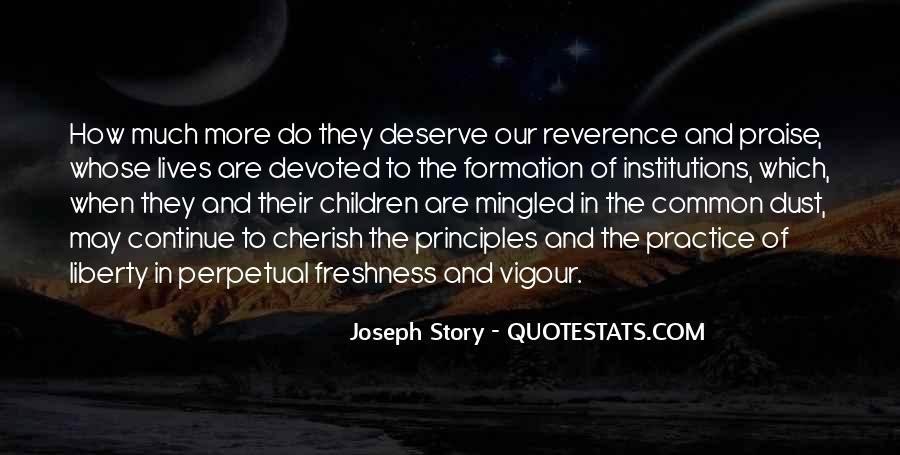 Joseph Story Quotes #795352