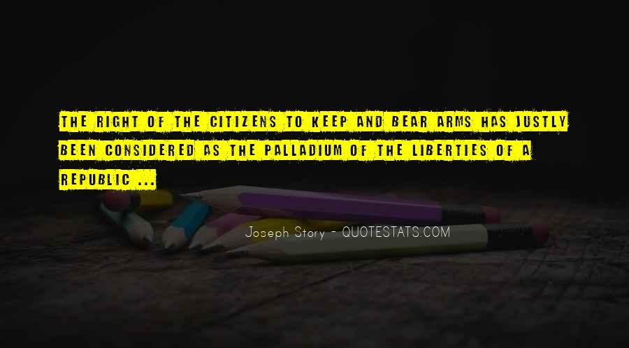 Joseph Story Quotes #955871