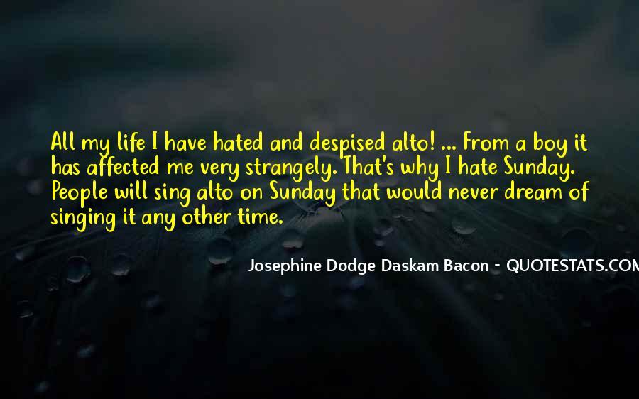 Josephine Dodge Daskam Bacon Quotes #871407
