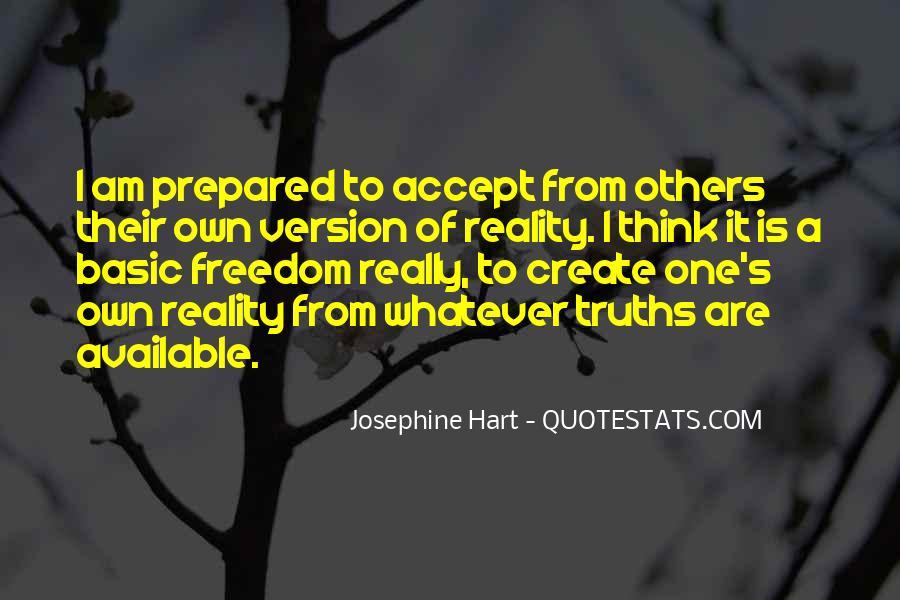 Josephine Hart Quotes #101641
