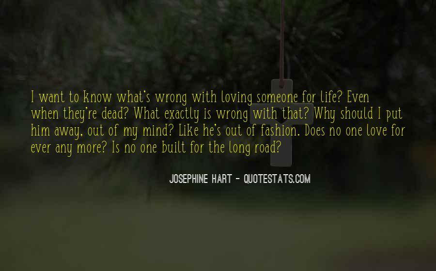 Josephine Hart Quotes #108601