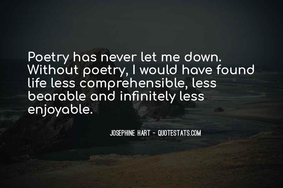 Josephine Hart Quotes #1207590