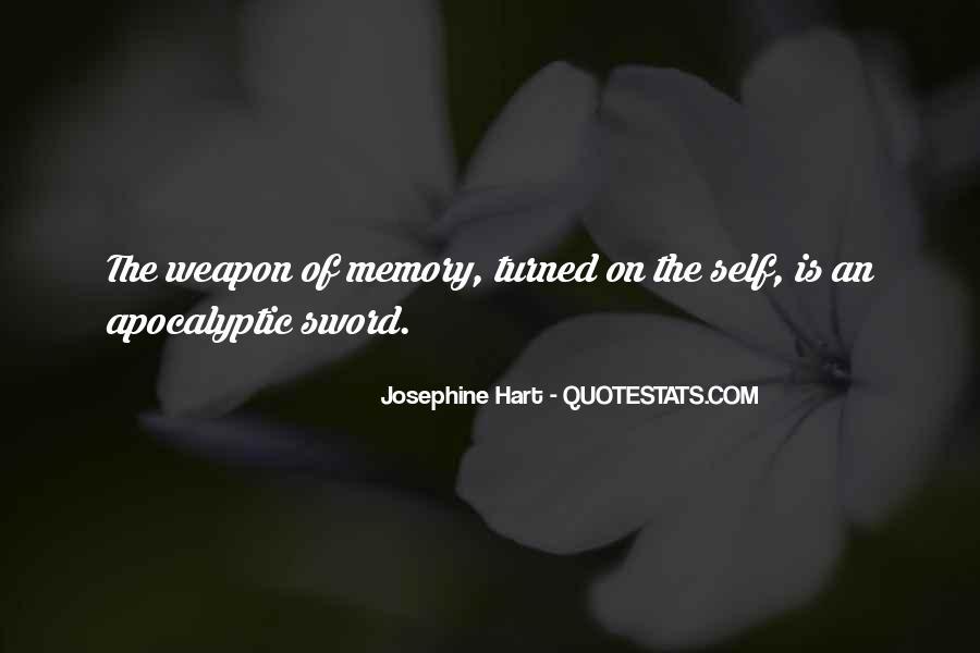 Josephine Hart Quotes #1412496