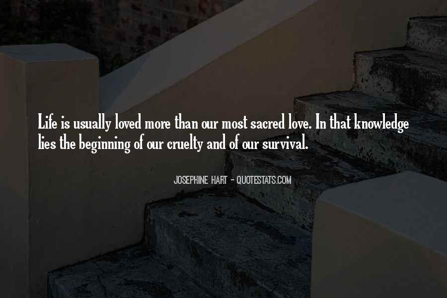 Josephine Hart Quotes #1667856
