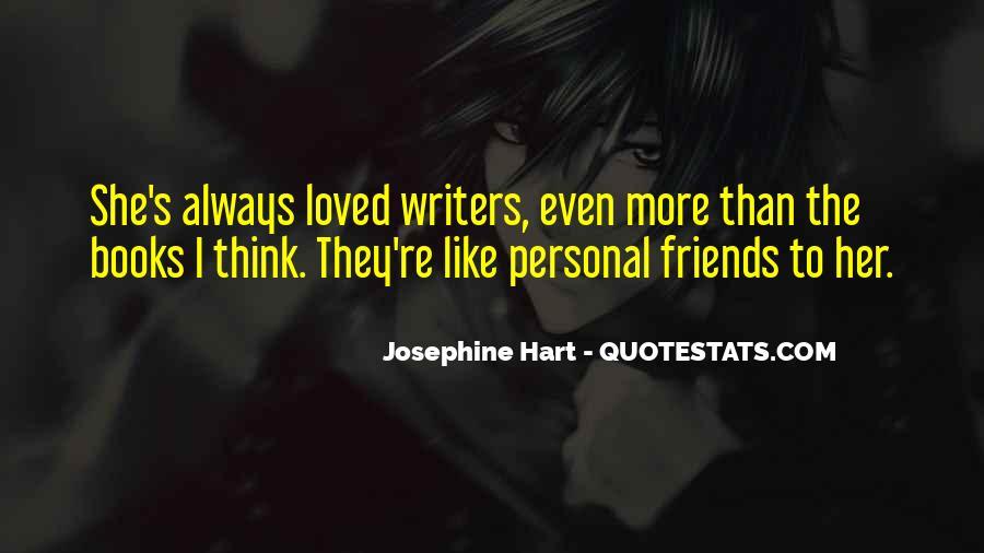 Josephine Hart Quotes #1728815