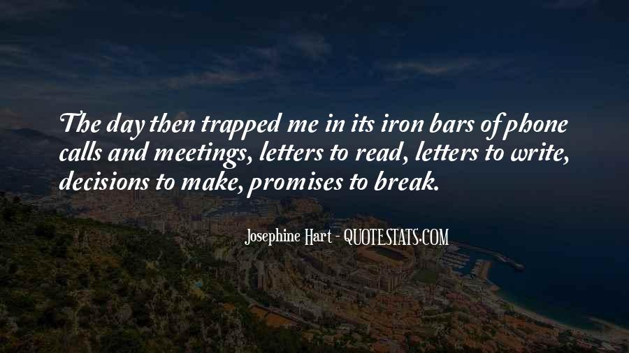 Josephine Hart Quotes #473460
