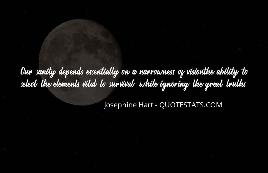 Josephine Hart Quotes #705670