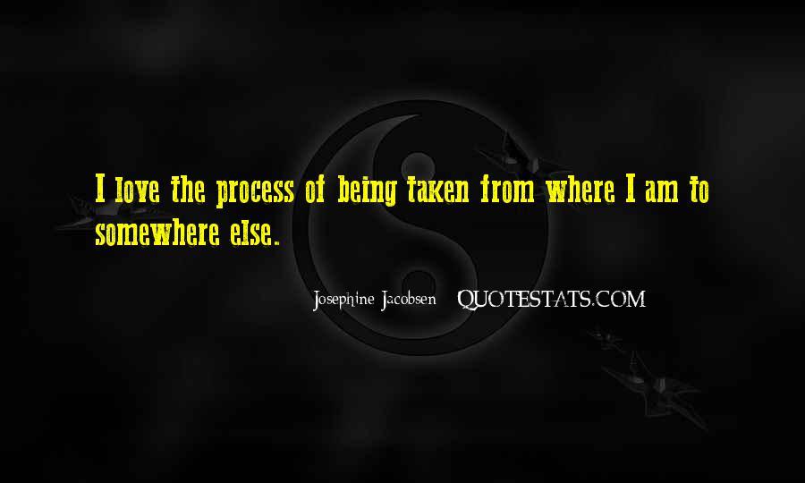 Josephine Jacobsen Quotes #1009121