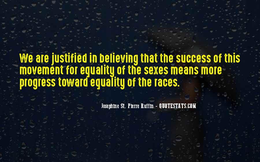 Josephine St. Pierre Ruffin Quotes #40047