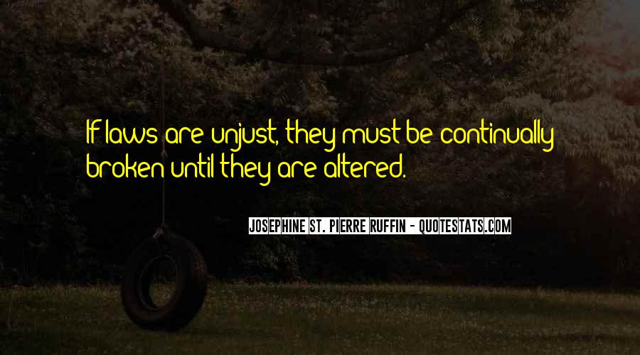 Josephine St. Pierre Ruffin Quotes #432901