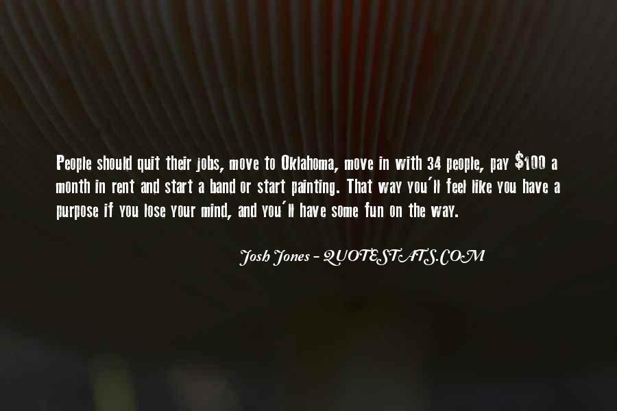 Josh Jones Quotes #1349728