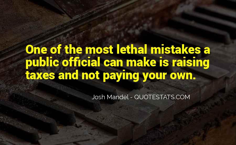 Josh Mandel Quotes #304143