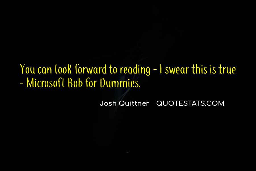 Josh Quittner Quotes #1299700