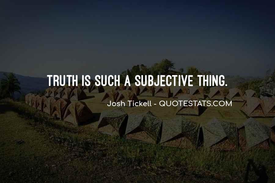 Josh Tickell Quotes #352554