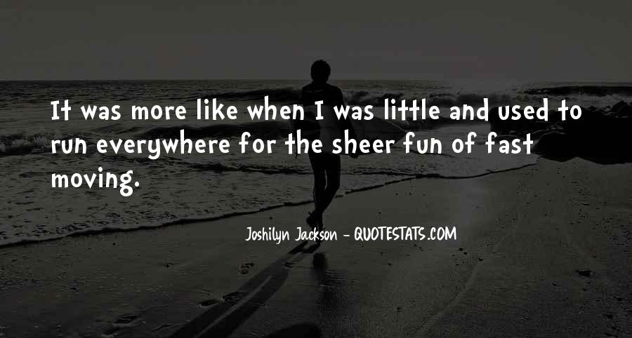 Joshilyn Jackson Quotes #1023963
