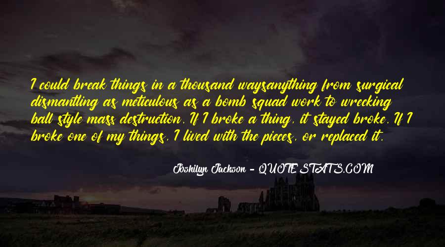 Joshilyn Jackson Quotes #1214584