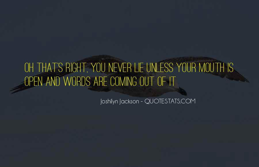 Joshilyn Jackson Quotes #1226138