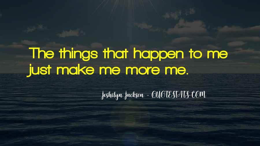 Joshilyn Jackson Quotes #1549684