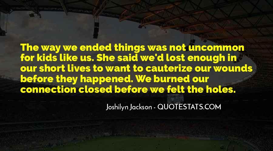 Joshilyn Jackson Quotes #1550744