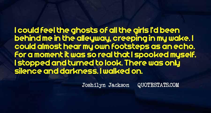 Joshilyn Jackson Quotes #16234