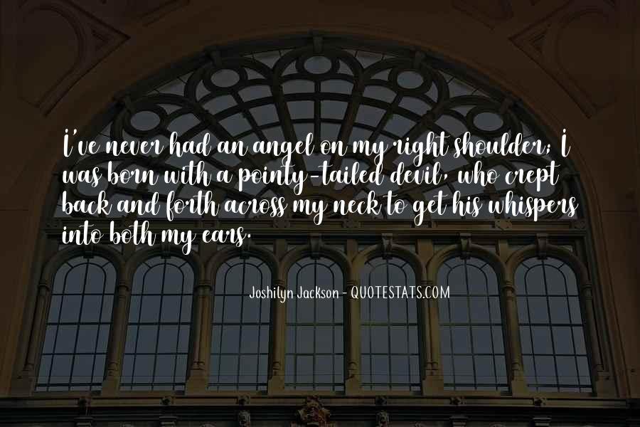 Joshilyn Jackson Quotes #1655457