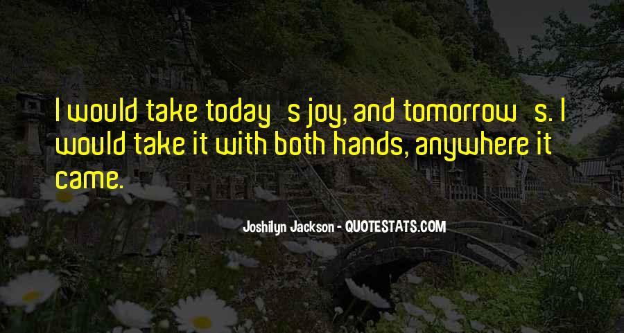 Joshilyn Jackson Quotes #1687692