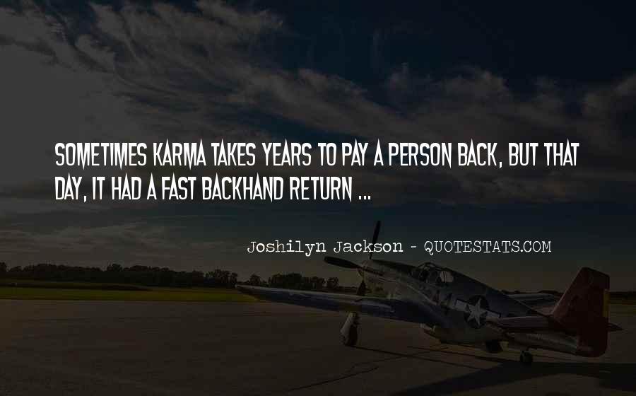 Joshilyn Jackson Quotes #504117