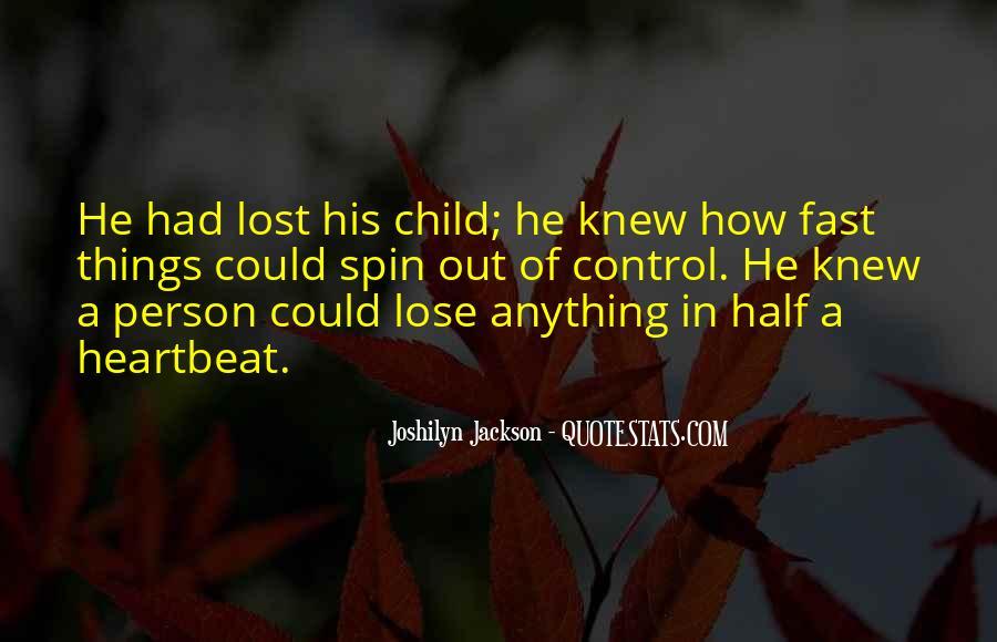 Joshilyn Jackson Quotes #509580