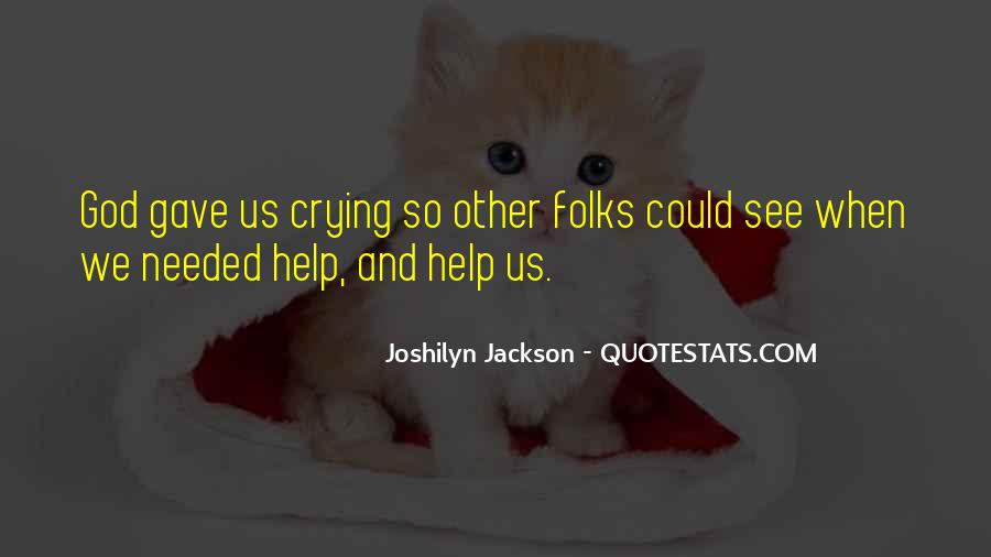 Joshilyn Jackson Quotes #763964