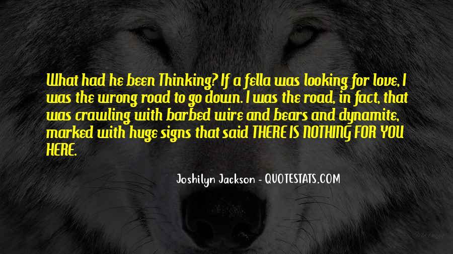 Joshilyn Jackson Quotes #769406