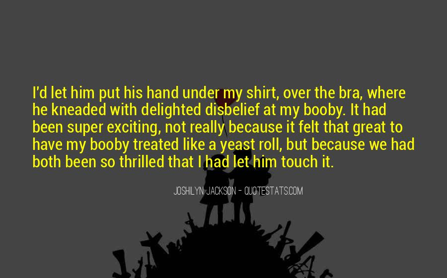 Joshilyn Jackson Quotes #771126
