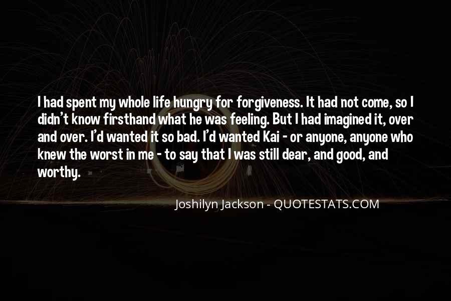 Joshilyn Jackson Quotes #793425
